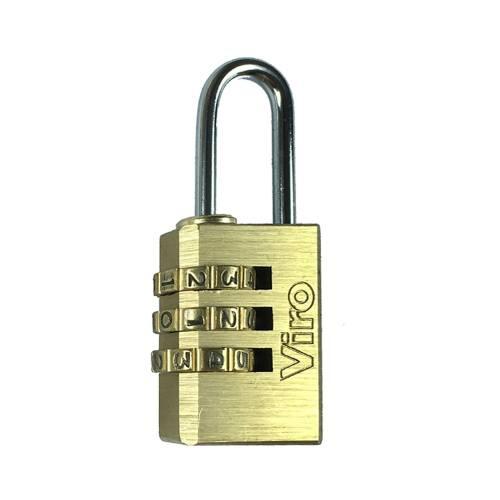قفل آویز رمزی ویرو مدل 20mm