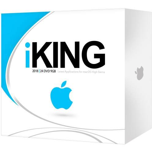 مجموعه نرمافزاری iKing 2018 نشر پرند