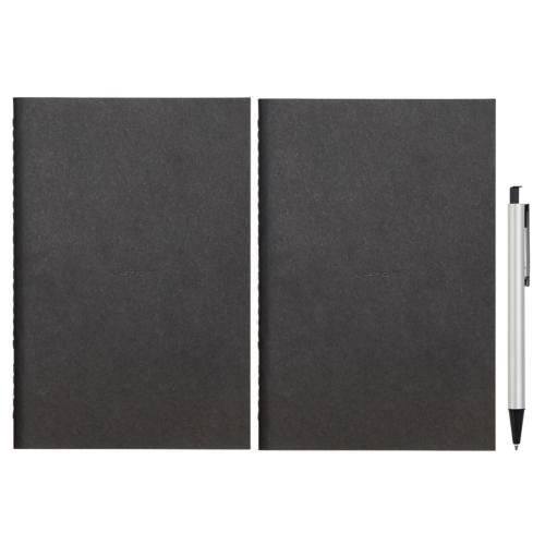 ست خودکار و دفتر یادداشت لاتن مدل Stitchy