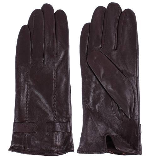 دستکش زنانه چرم واته مدل BR92