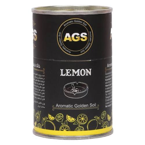 خاک معطر طلایی آگس مدل Lemon-A وزن 50 گرم