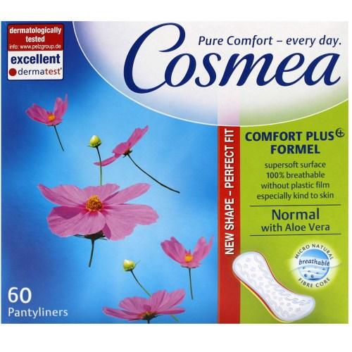 پد بهداشتی روزانه کاسمیا مدل Pure Comfort بسته 60 عددی