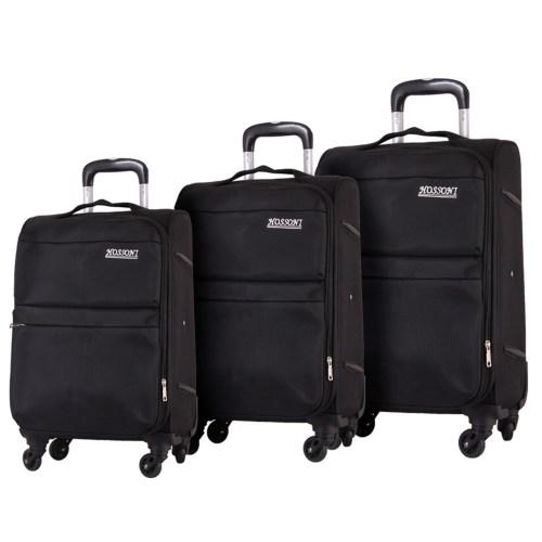مجموعه سه عددی چمدان هوسنی مدل 1-8018