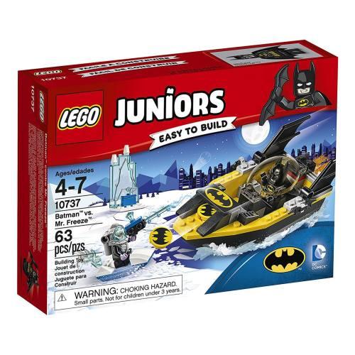 لگو سری Juniors  مدل Batman Vs Mr Freeze 10737