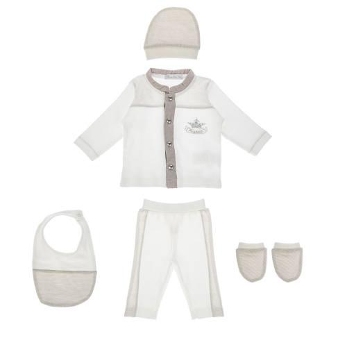 ست لباس نوزادی رزا ریو مدل 426209C