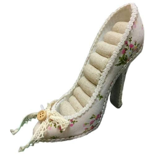 آویز زیور آلات مدل کفش