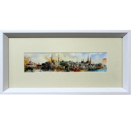 تابلو نقاشی گالری دست نگار کد 108-08