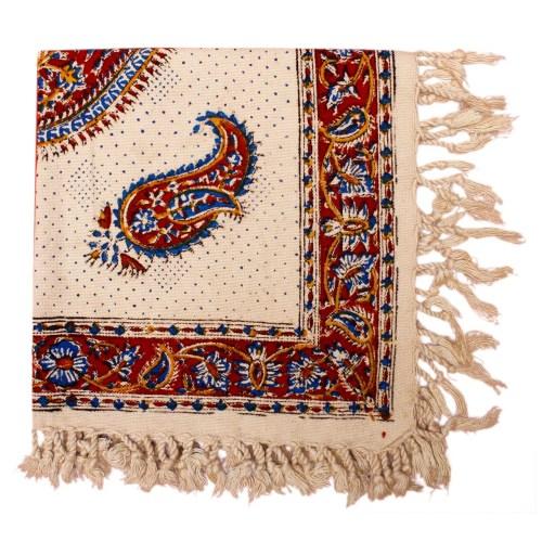 سفره قلمکار اصفهان گالری مند کد MS39 سایز 40