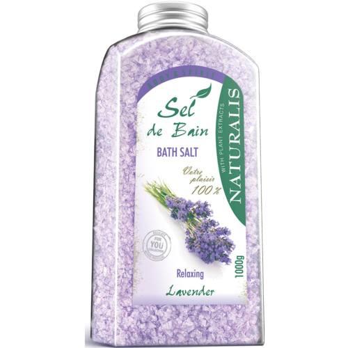 نمک حمام نچرالیس مدل Lavender وزن 1000 گرم