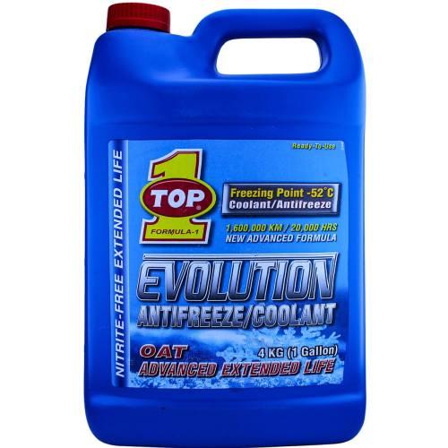 ضدیخ تاپ وان مدل Evolution مقدار 4 کیلوگرم