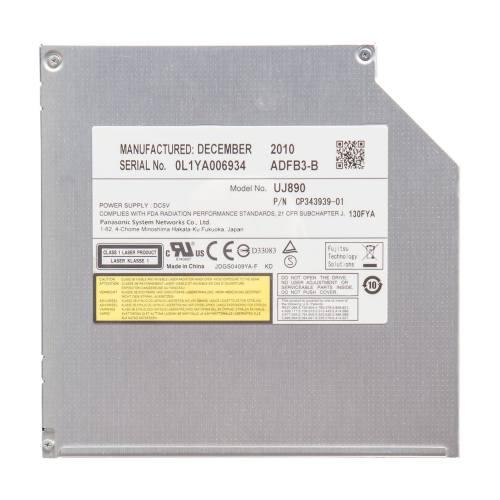 درایو DVD اینترنال پاناسونیک مدل UJ890