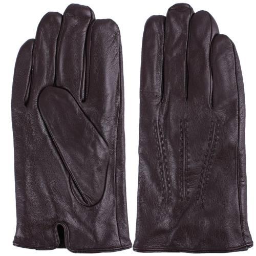 دستکش مردانه چرم واته مدل BR79