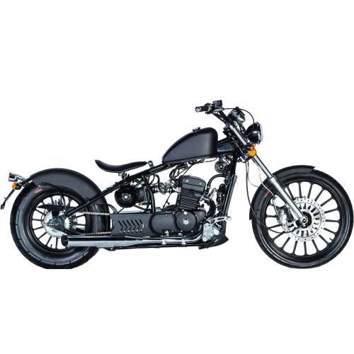 موتورسیکلت رگال رپتور مدل بابر 249 سی سی سال 1395