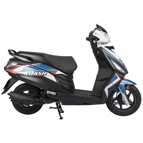 موتورسیکلت هیرو مدل دش 120 سی سی سال 1395