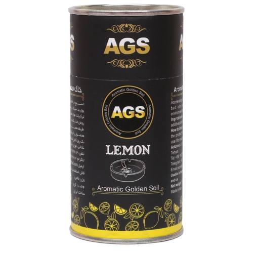 خاک معطر طلایی آگس مدل Lemon-A وزن 100 گرم
