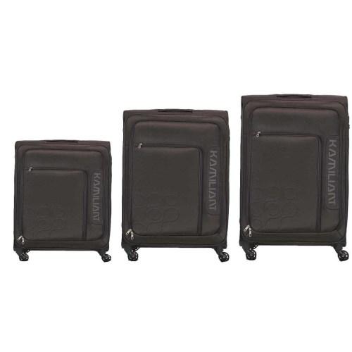 مجموعه سه عددی چمدان کاملینت مدل Boho  کد 20O
