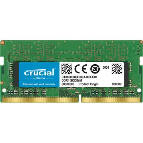 رم لپ تاپ DDR4 تک کاناله 2133 مگاهرتز CL15 کروشیال ظرفیت 16 گیگابایت