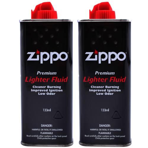 بنزین فندک زیپو مدل 133ML مجموعه دو عددی