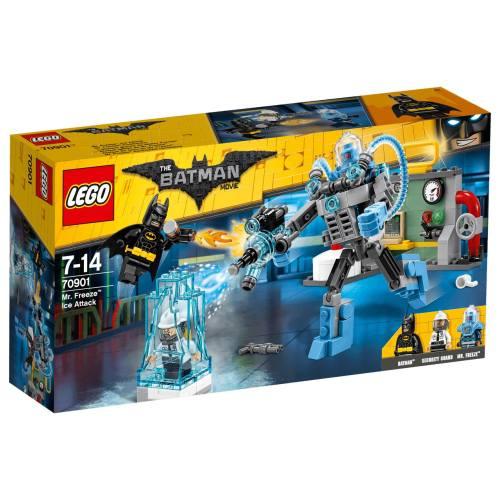لگو سری Batman مدل Mr Freeze Ice Attack 70901