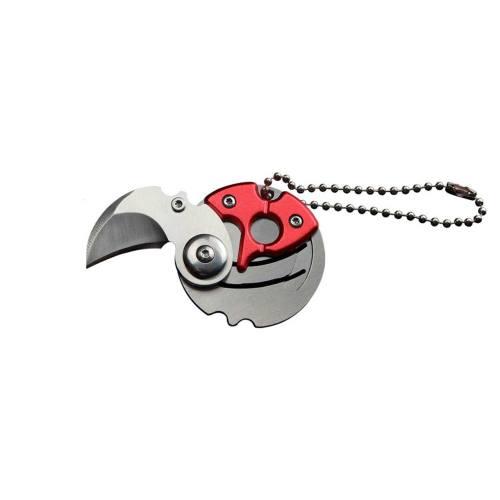 چاقو طرح سکه مدل Coin Knife