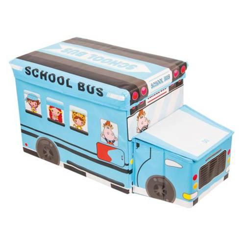 جعبه اسباب بازی آلاس مدل Blue Cars 6302v1
