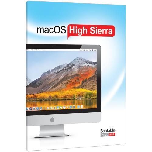 سیستم عامل macOs High Sierra نشر پرند