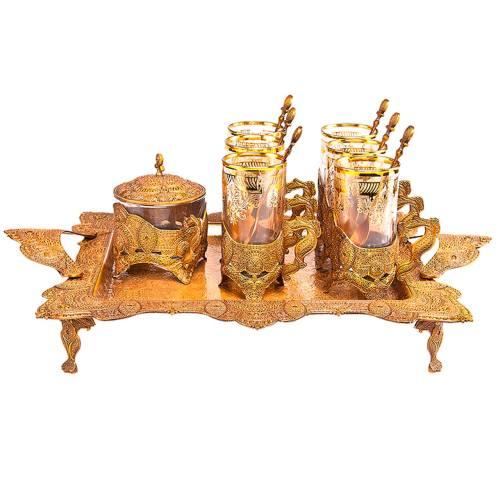 سرویس چای خوری 14 پارچه ریور مدل 1721