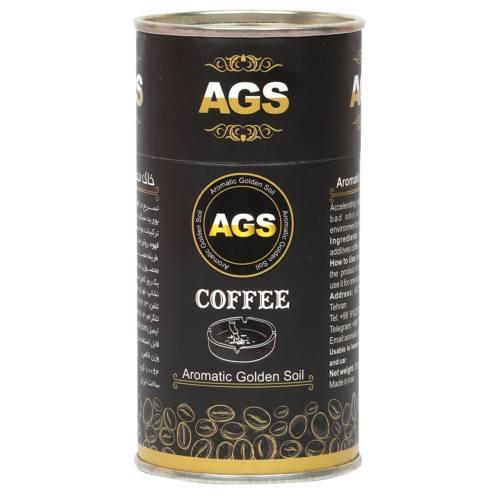 خاک معطر طلایی آگس مدل Coffee-A وزن 100 گرم