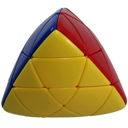 مکعب روبیک عود مدل هرمی حجمی