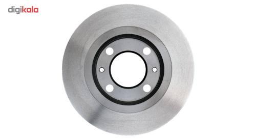 دیسک ترمز چرخ جلو گسترش وسایل خودرو آسیا مناسب برای پژو 405