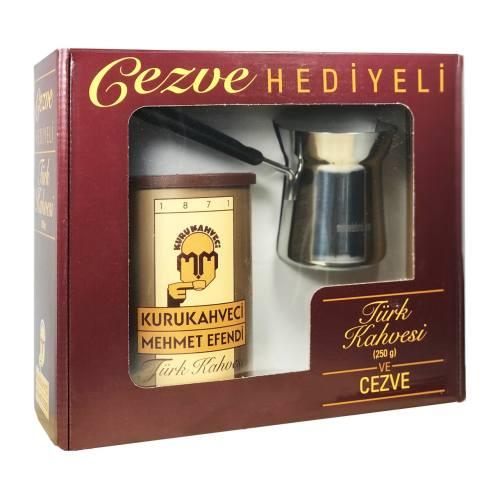 قوطی قهوه مهمت افندی مدل classic