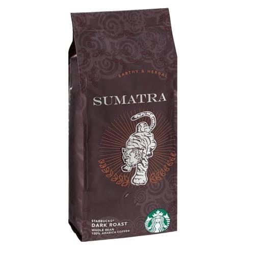 بسته قهوه استارباکس مدل Sumatra