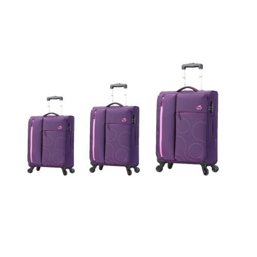 مجموعه سه عددی چمدان کاملینت Sipadan کد 99Q