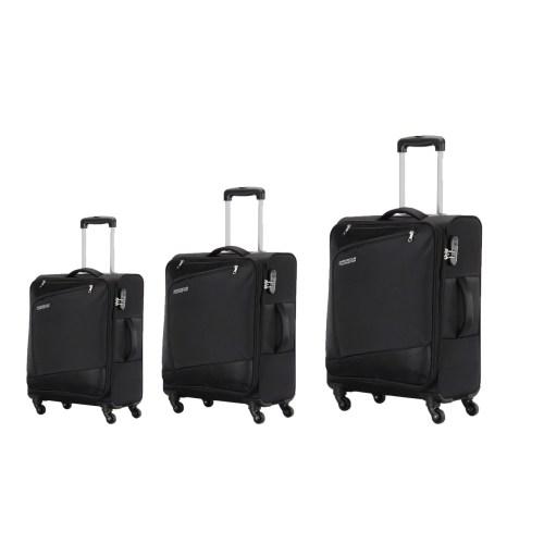مجموعه سه عددی چمدان امریکن توریستر مدل Vienna کد 29O