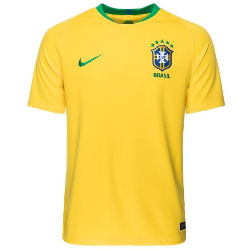 پیراهن تیم برزیل مردانه نایک مدل cbf