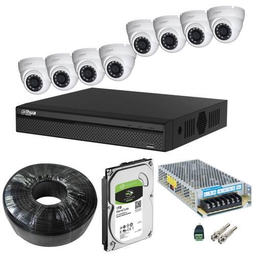 سیستم امنیتی داهوا مدلDP82E8000