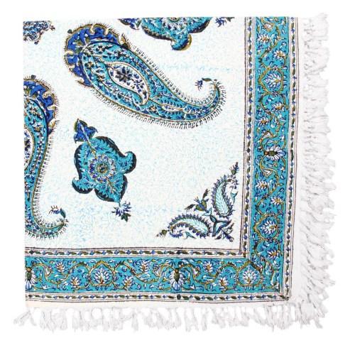 سفره قلمکار اصفهان گالری مند کد MS29 سایز 80