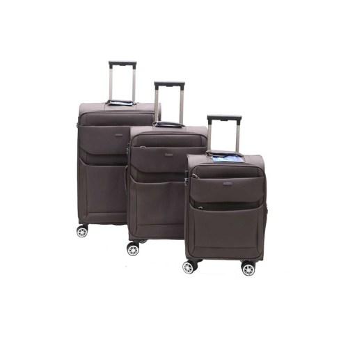مجموعه سه عددی چمدان تایلو مدل 104-0267