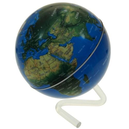 کره جغرافیایی گردان مدل پایه دار