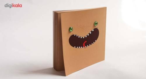 دفتر یادداشت بیگای استودیو مدل بیگ اسمایل