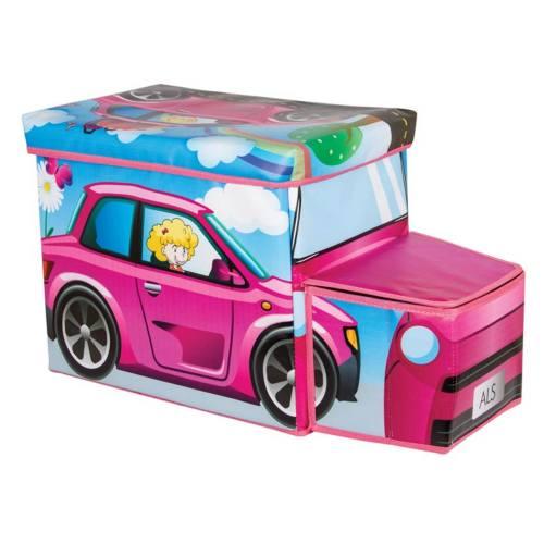 جعبه اسباب بازی آلاس مدل Sherlock Cars 6302v2