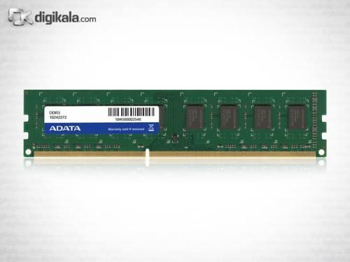 رم کامپیوتر ای دیتا مدل Premier DDR3 1600MHz 240Pin Unbuffered DIMM ظرفیت 4 گیگابایت