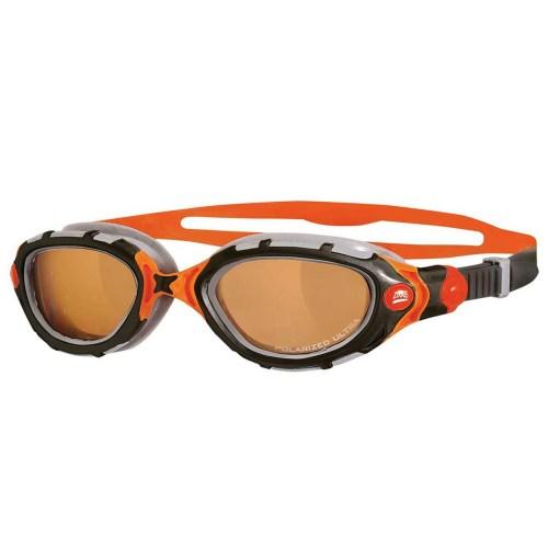 عینک شنای زاگز مدل Predator Flex Polarized Ultra