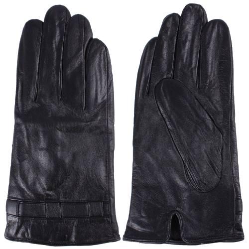 دستکش مردانه چرم واته مدل BL75