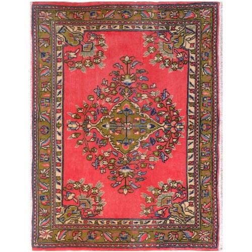فرش قدیمی فرش هریس کد 102063