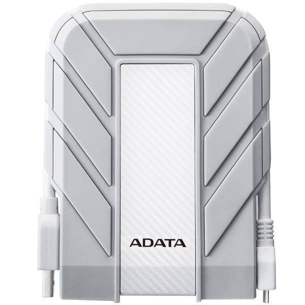 هارد اکسترنال ای دیتا یک ترابایت ADATA HD710 Pro USB3.1 زرد   ADATA HD710 Pro USB3.1 yellow 1TB External Hard Drive