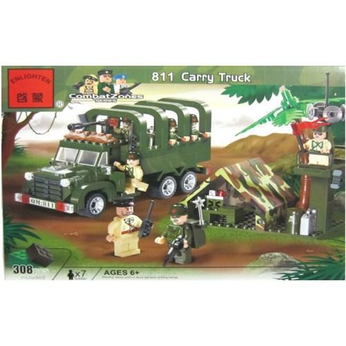لگو ارتشی انلایتن مدل 811 تعداد 308 قطعه