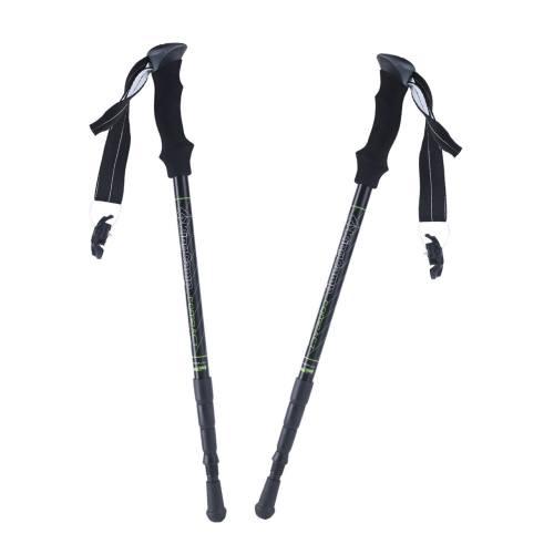 عصای کوهنوردی آنتی شوک کینگ کمپ مدل COMPACT KA4666