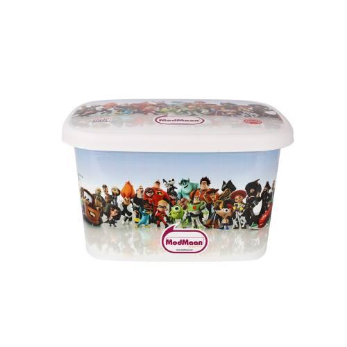 جعبه اسباب بازی مدمان مدل Cartoon-size1