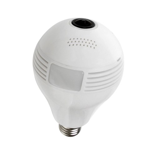 دوربین بی سیم 360 درجه تحت شبکه مدل لامپی